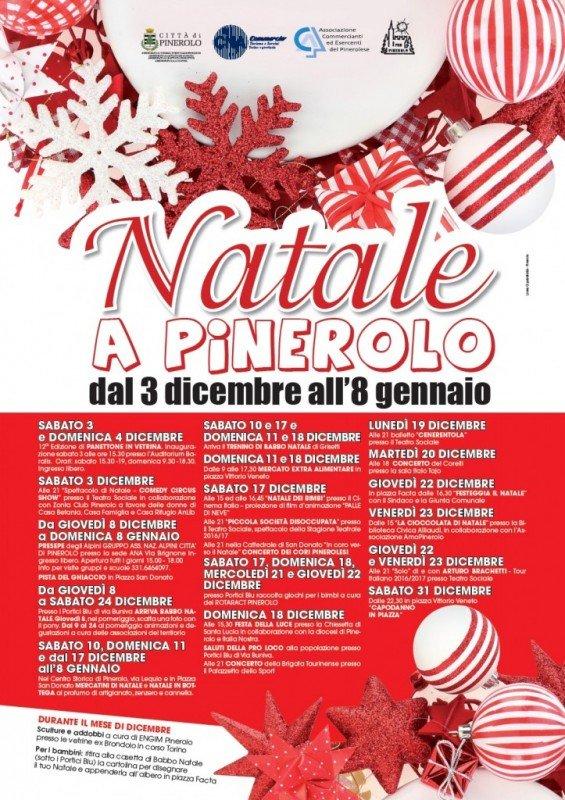 Eventi Natale.Natale A Pinerolo Il Calendario Degli Eventi Voce Pinerolese